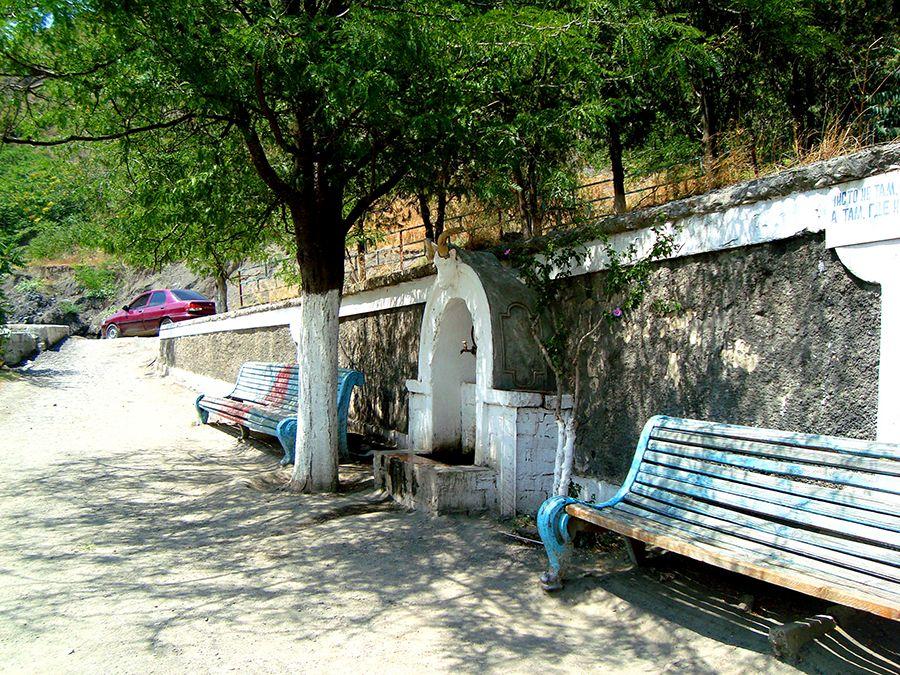 Фотография Ахтынских минеральных источников в Дагестане