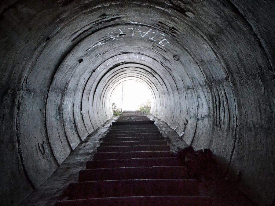 Спуск в Аксайские катакомбы фото