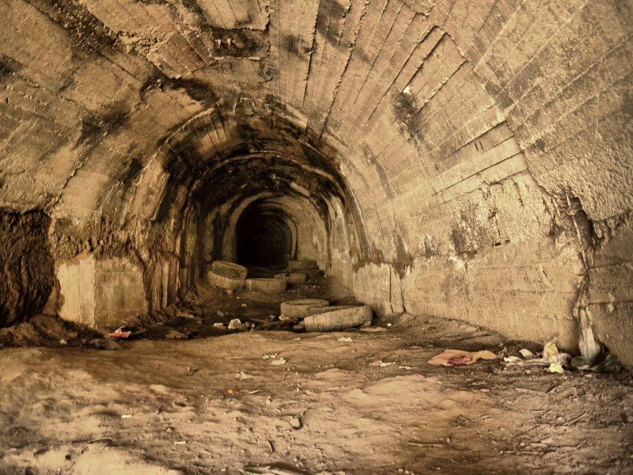 Аксайские катакомбы вид изнутри фото