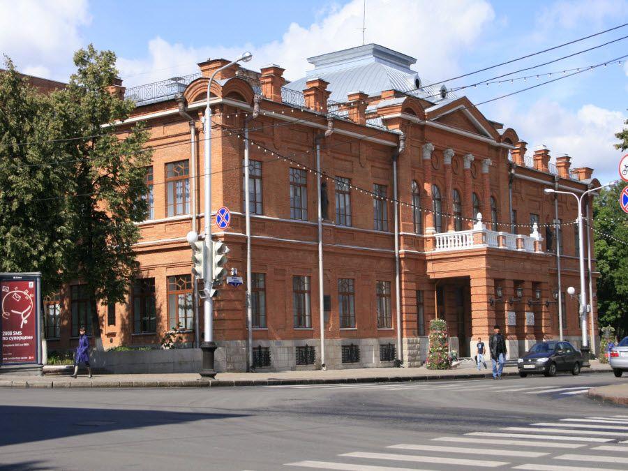 Дом-музей С.Т Аксакова фото