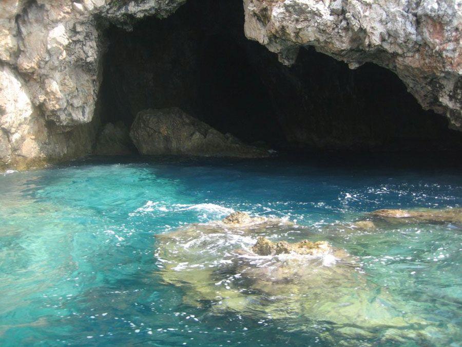 Пещера в Алании фото