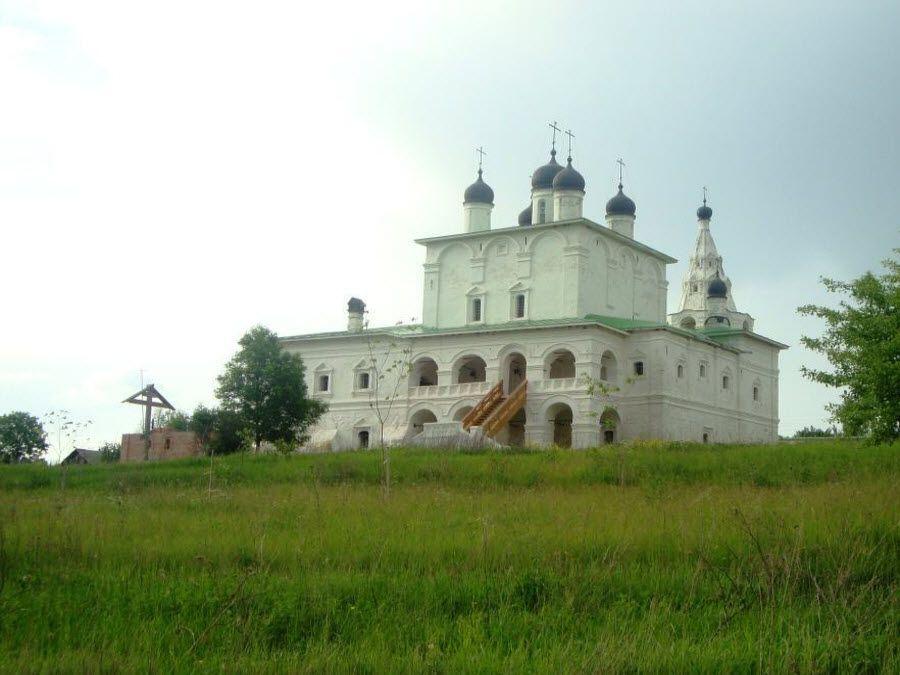 Анастасов монастырь в Тульской области фото