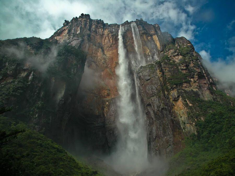 Фото потрясающей природы Венесуэлы