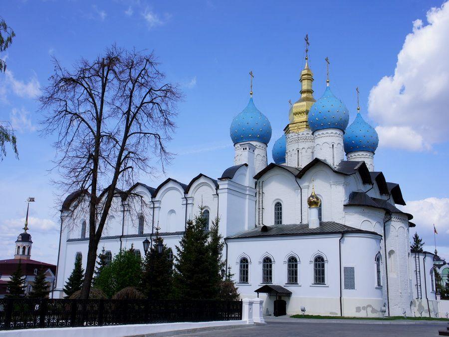 Благовещенский собор в Казанском Кремле фотография