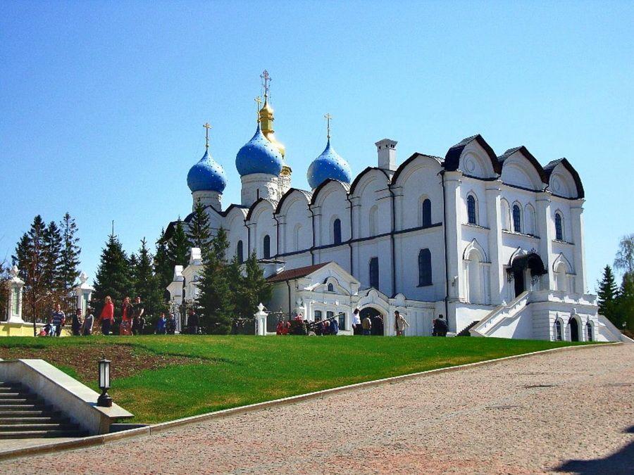 Фото Благовещенского собора в Казани