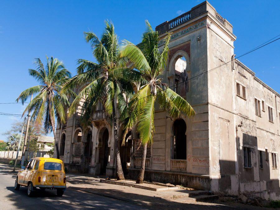 Фото замка Носи Комба в Анциранане