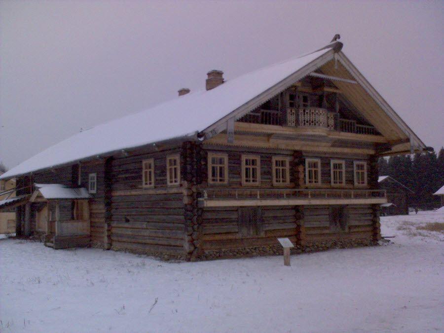 Вологодский архитектурно-этнографический музей фото