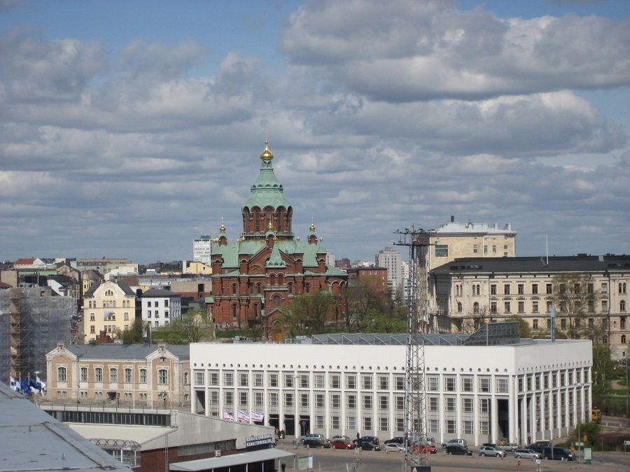 Фотография архитектуры в Хельсинки