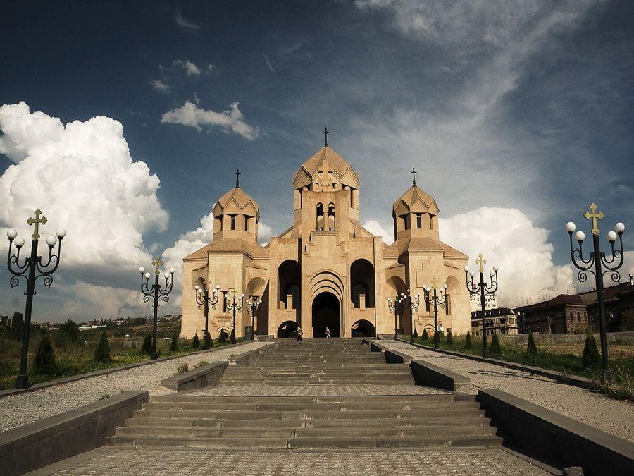 Фотография Армянского Кафедрального Собора