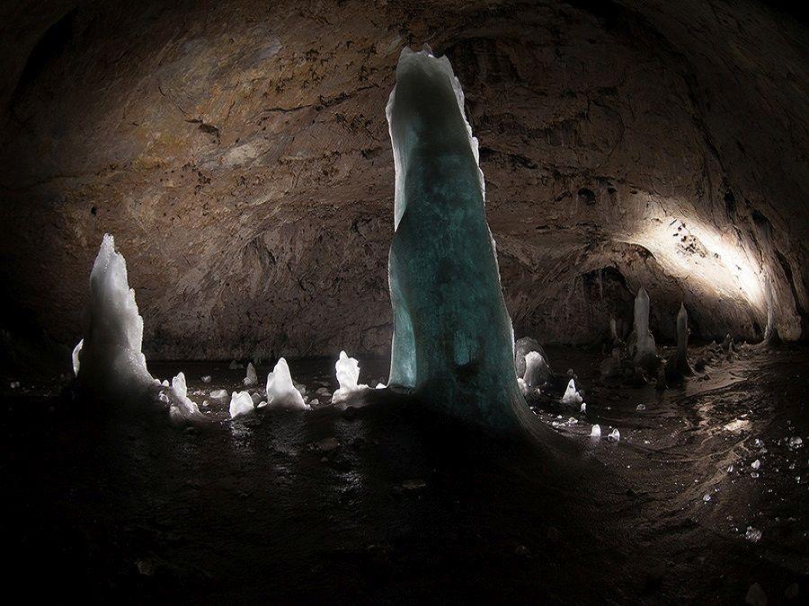 Аскинская ледяная пещера фотография Башкирии