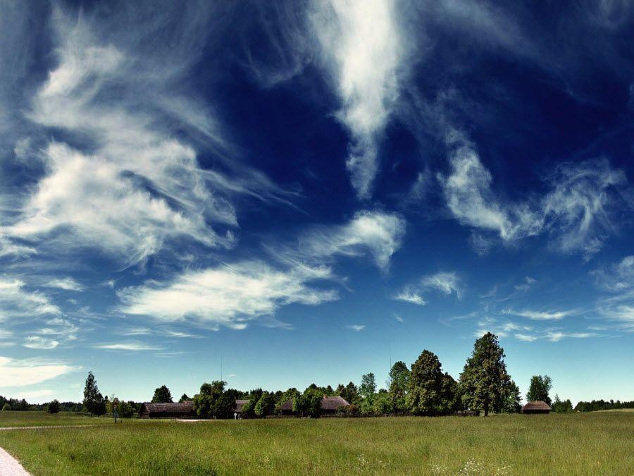 Фото необыкновенной природы в Аукштайтийском национальном парке