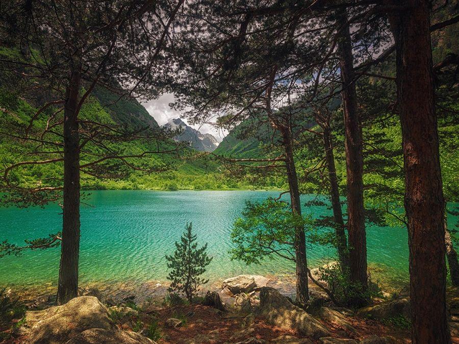 Фотография озер Бадуки