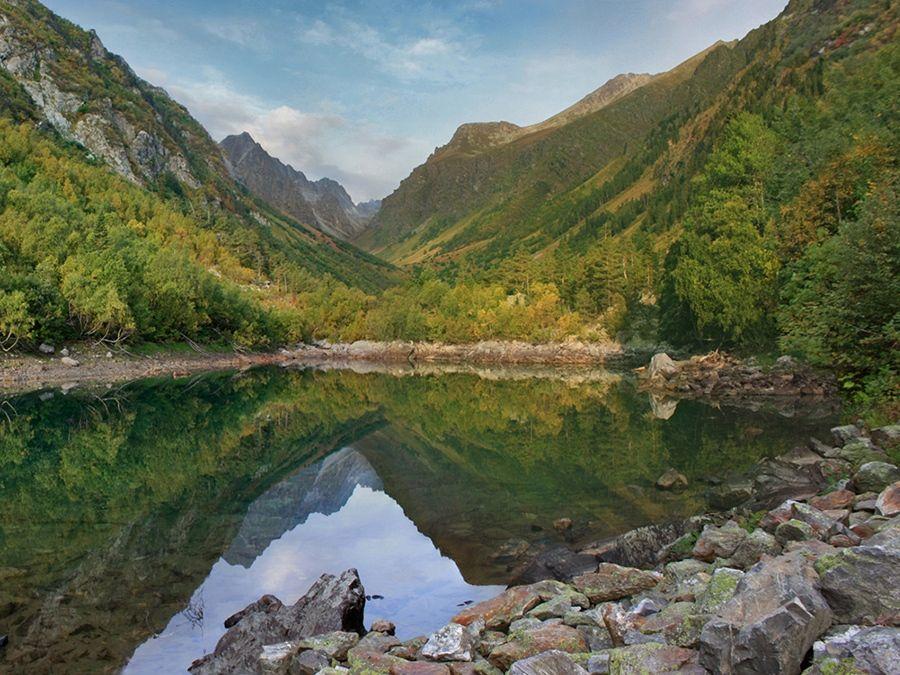 Бадукские озера фото