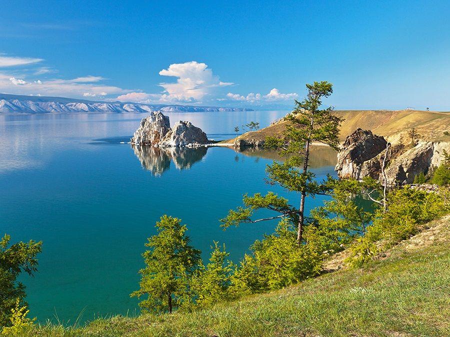 Озеро Байкал фотоаки