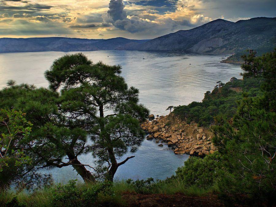 Фото красивой природы Баировского заказника