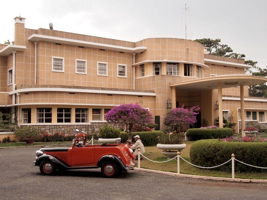 Бао-Даи'с - фото летней резиденции последнего императора Вьетнама