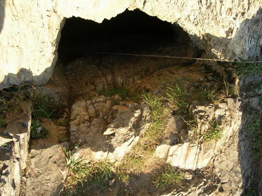 Барсуковская пещера в Новосибирской области фото