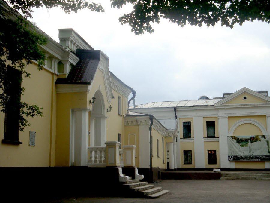 Башкирский краеведческий музей в городе Уфа фото