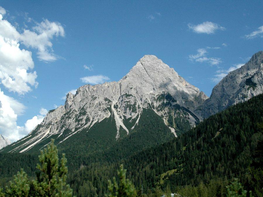 Фотография Баварских Альп