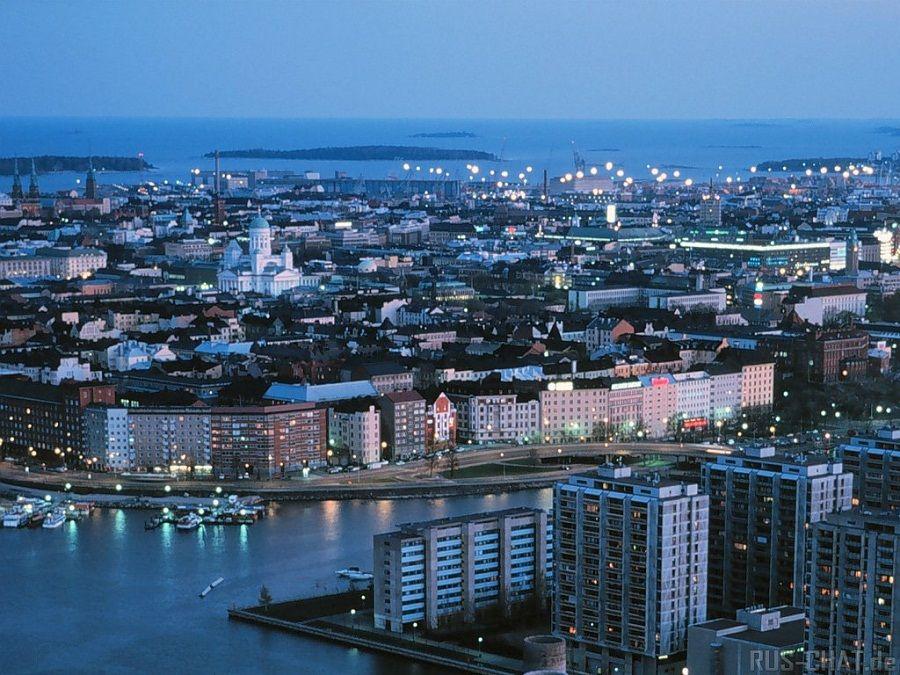 Хельсинки - столица Финляндии фото