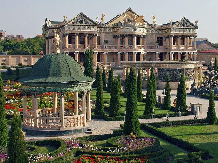 Красивый город Ереван фото