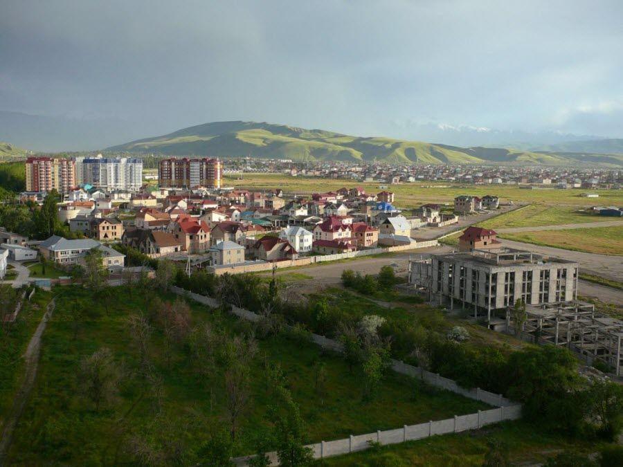 Фото Бишкек – столица Киргизии