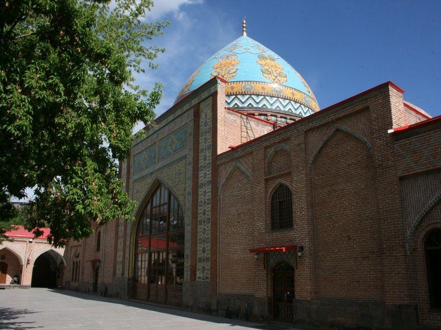 Фото Голубой Мечети в Ереване
