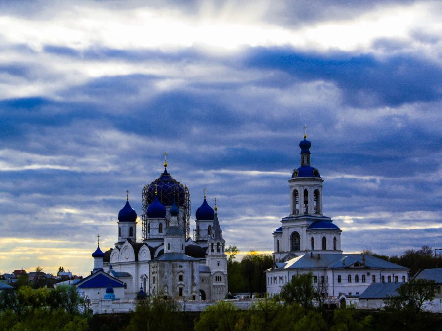Боголюбский монастырь во Владимирской области фото