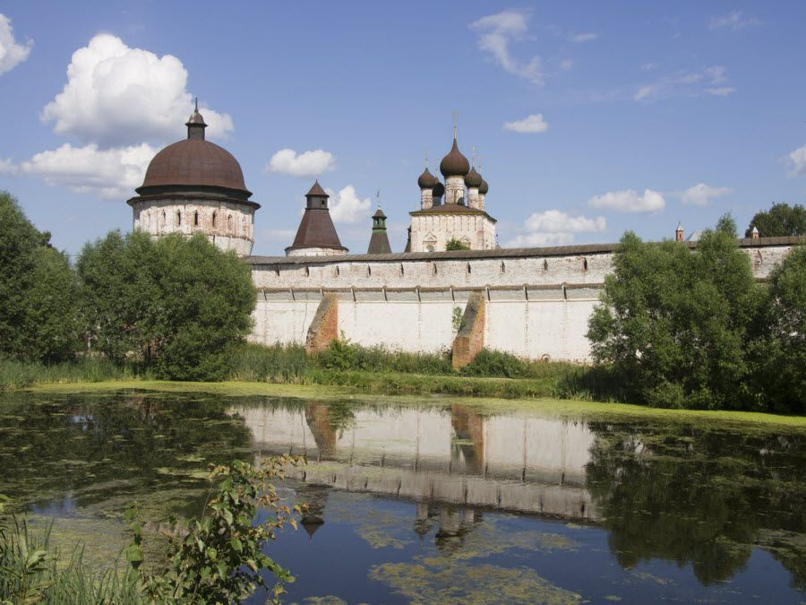 Архитектура Борисоглебского монастыря фото