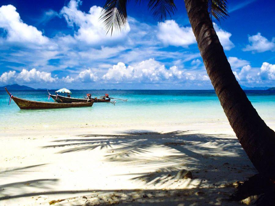 Фото ослепляющие белые пляжи Буджафар
