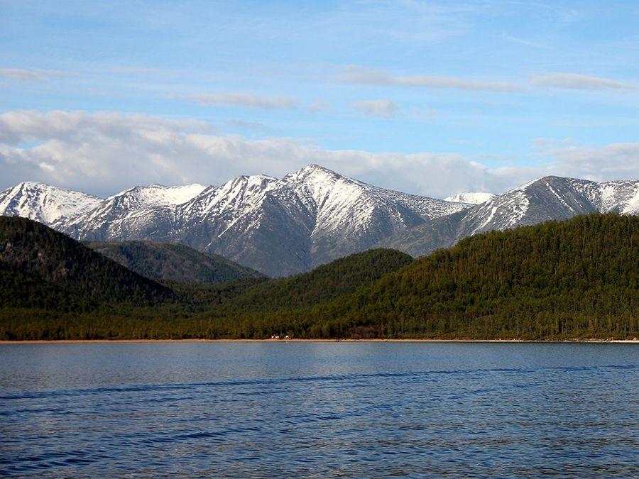 Бухта Аяя фото вид с Байкала