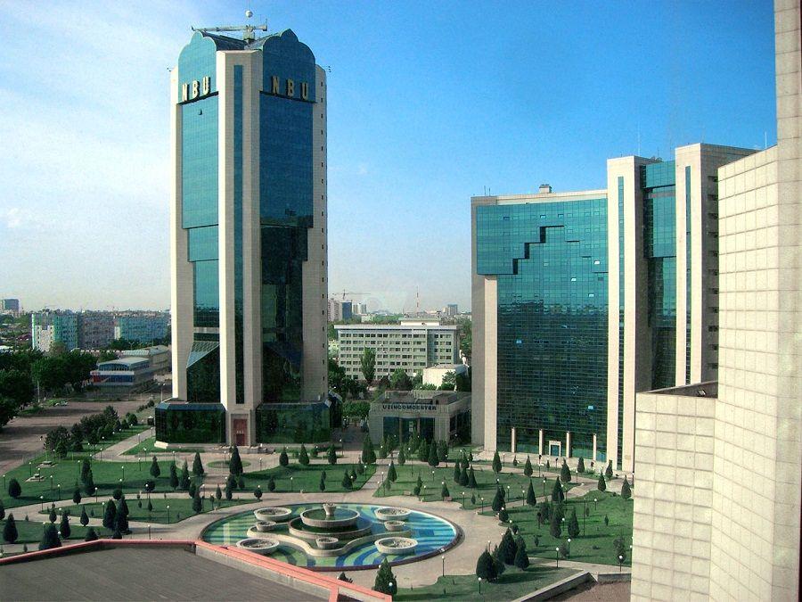 Деловой центр Ташкента фотография