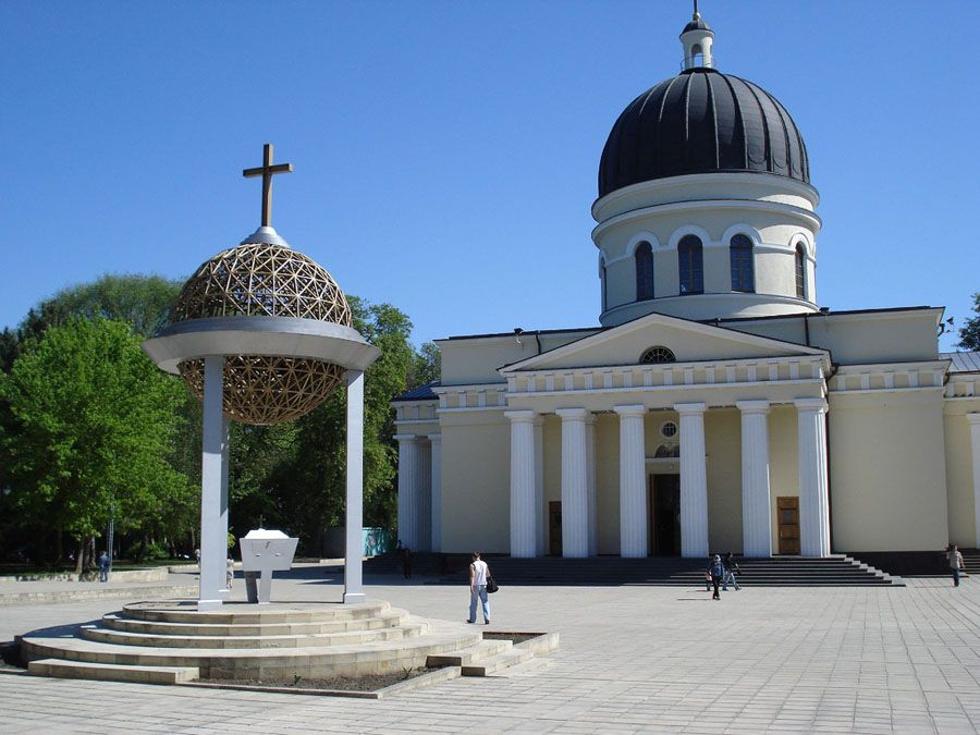 Кафедрального собор в Кишиневе фото
