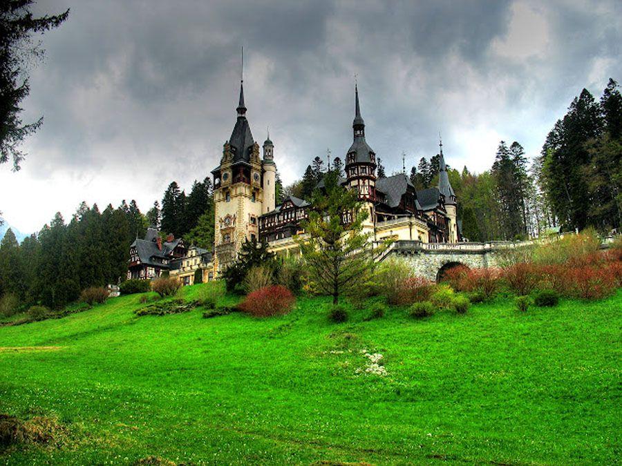 Собор в Румынии Фото
