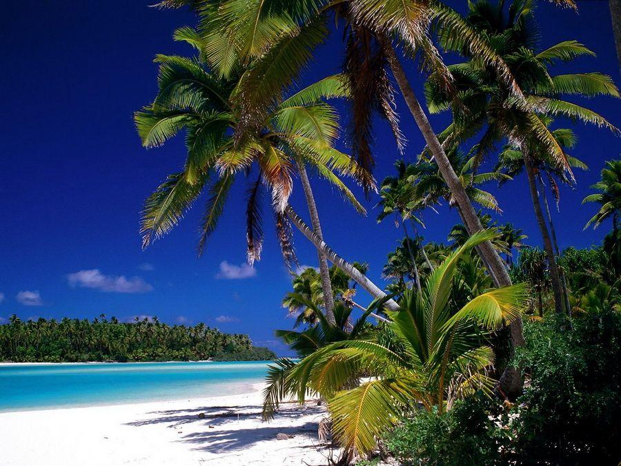 Фото пейзажа острова Кайо Гильермо