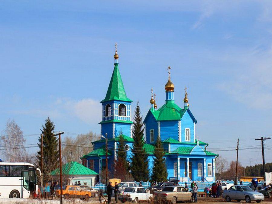 Чимеевская церковь фотографии Курганской области