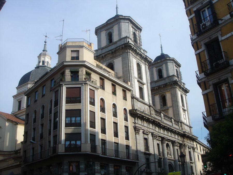 Кафедральный собор Сан-Исидро в Мадриде фотография