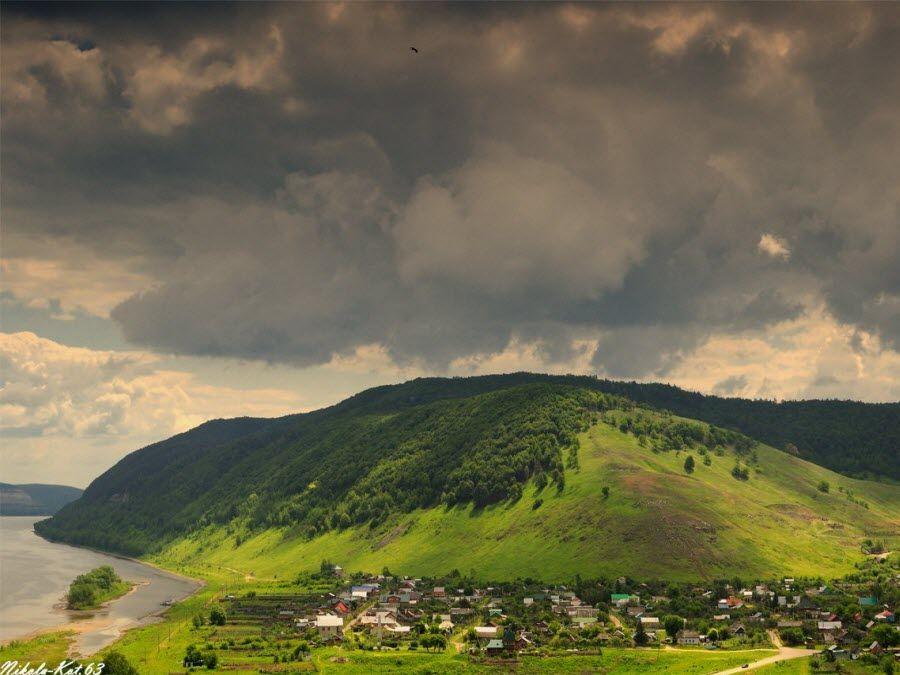 Монастырская гора в Самарской области фото