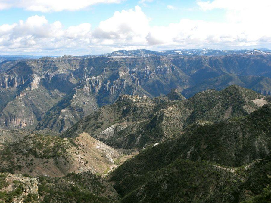 Медный каньон фото