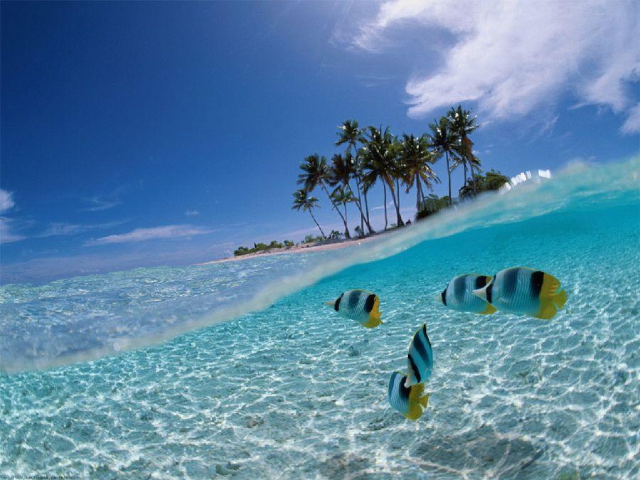 Фото кубинского пляжа