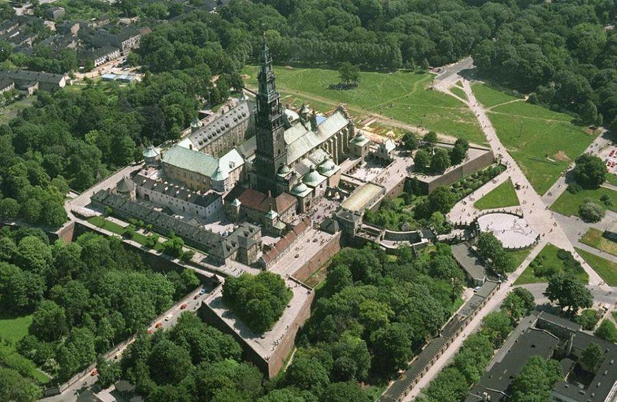 Ясногорский монастырь фото