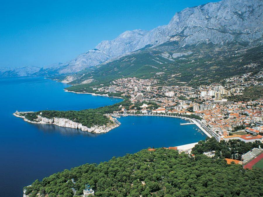 Фото побережья Далмации Хорватия