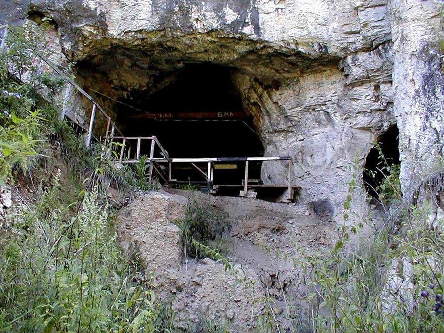 Денисова пещера фото входа