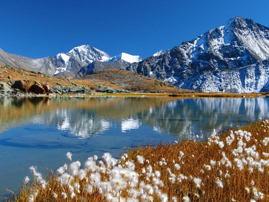 Фотография озера Невест в Долине семи озер