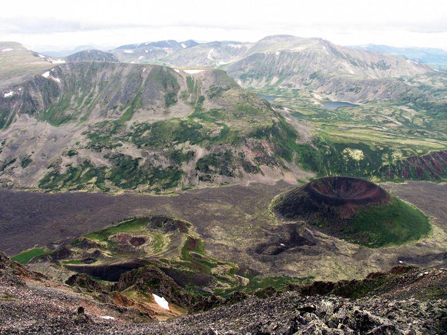 Фотография Долины вулканов в Бурятии