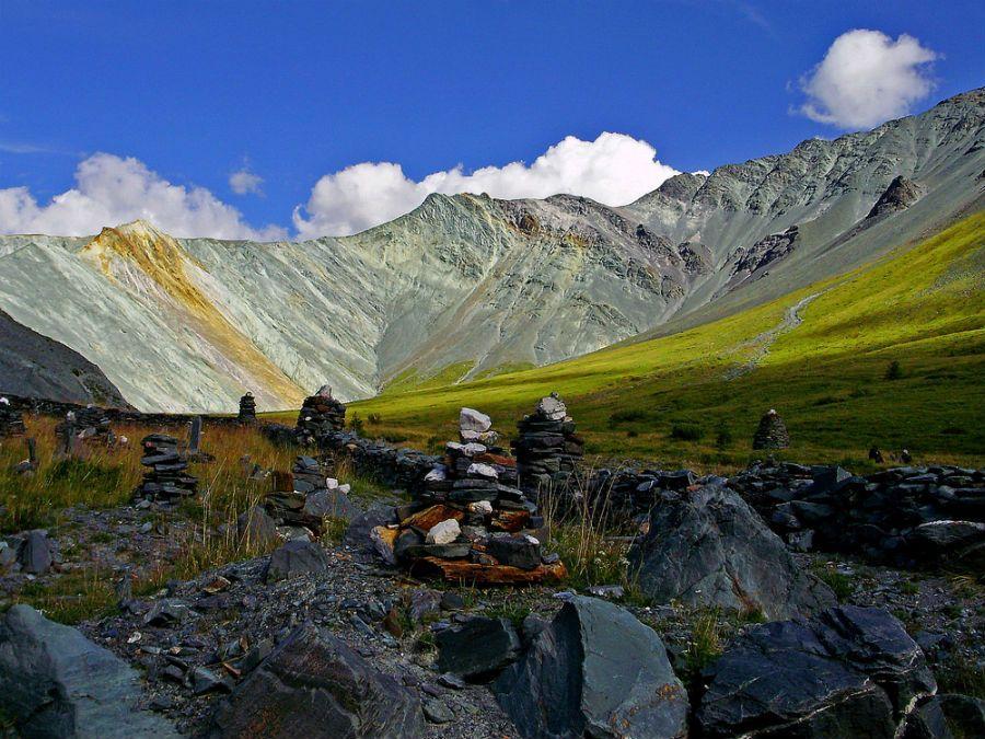 Фотография долины Ярлу