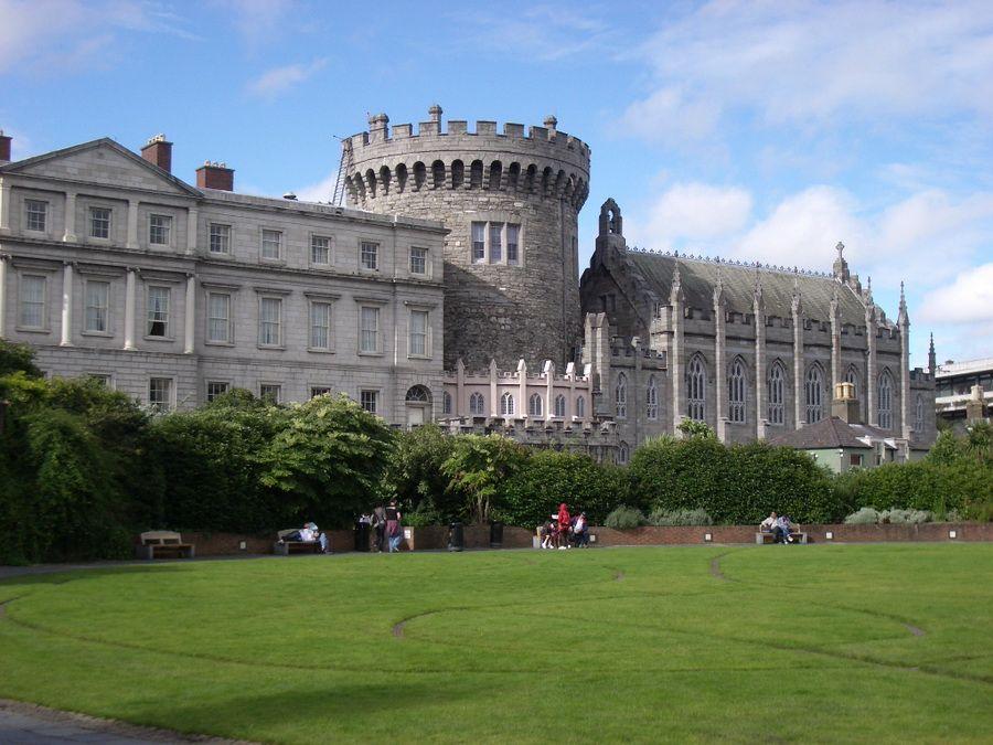 Фото Дублинского замка