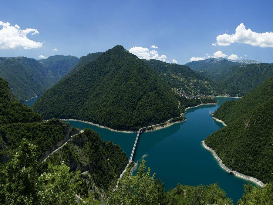 Фото природа Дурмитора в Черногории