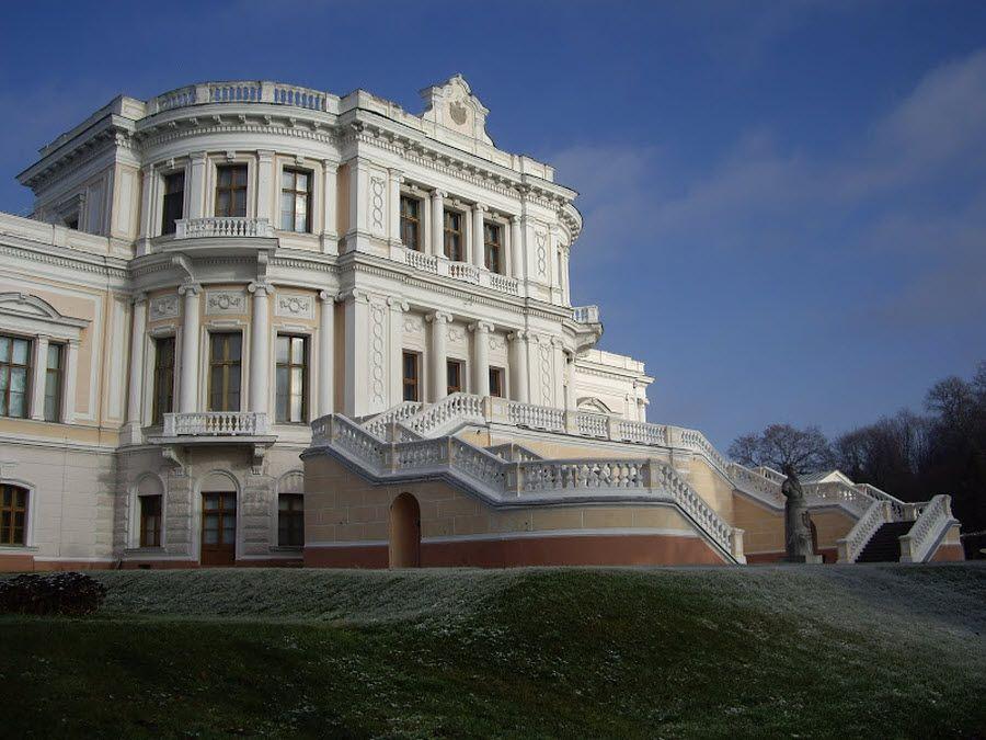 Усадьба Марьино в Кукой области фото