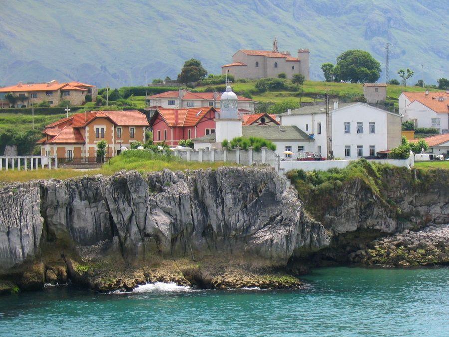 Фаро в Португалии вид с моря фото